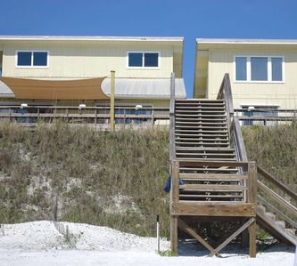 Photo for Oceanfront home with Private Beach Access