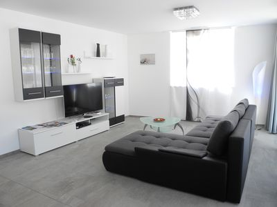 Photo for Modern, New 3.5 Room Apartment In Brig With A Wonderful View Of The Mountains
