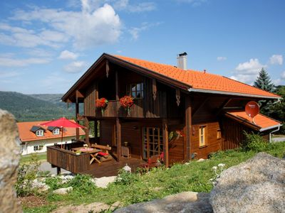 Photo for Ferienhaus Hirschkopf, cozy holiday home at the Bavarian Forest National Park
