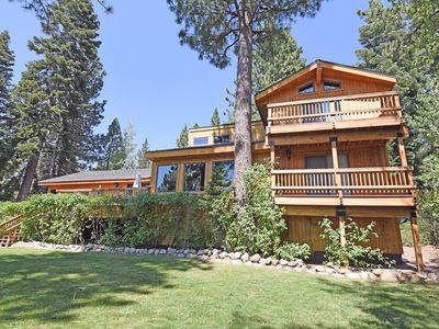 Photo for Dollar Point Luxury Getaway: Hot Tub & Lake Views, 20 min drive to Olympic Valley