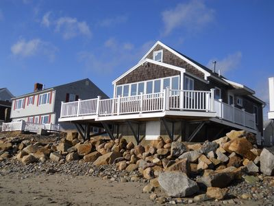 Photo for Scituate Harbor Waterfront Winter rental availability starting September 23,