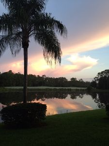 Photo for Naples Heritage Golf and Tennis Club - Lake View