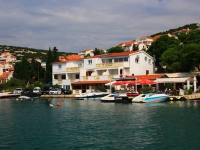 Photo for 1BR Apartment Vacation Rental in Tisno, Tisno