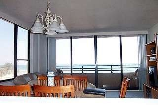 Oceanfront condo with direct ocean views fron all rooms