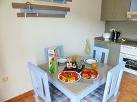 Ideal relaxing family apartment and fantastic town.