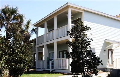 2 Balconies to enjoy Oyster Lake views. Within 100 yards to the Beach!