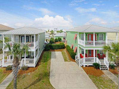 Photo for No Hurricane Damage ~8 BR/8 BA in 2 homes next door - Sleep up to 30 people