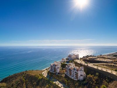 Photo for Apartment Breathtaken 2 bedrooms apartment in Torrox Costa - 4 persons, 2 bedrooms