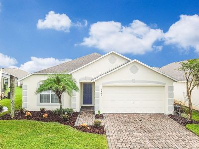 Photo for Fabulous 4 Bedroom Private Pool Home with Kids Game Room-15 minutes from Disney