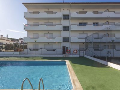 Photo for Apartment with 3 bedrooms, comunal pool and tenis, 400 m. from Riells beach and private pa