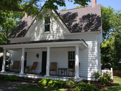 Photo for Quaint Fully Restored Historic Family Friendly Home in downtown Beaufort