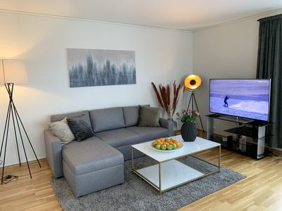 Photo for Luxury Penthouse apartment, best location, Tromsø