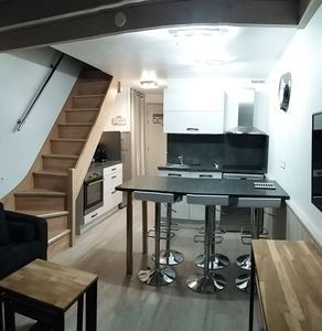Photo for Val Thorens - Duplex tt comfort- 6 people - 42m2 - 3 bedrooms