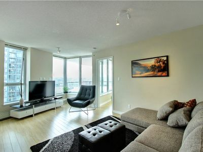 Photo for D28 - 2 bedrooms - 1000 sqf with great views and an Olympic sized pool