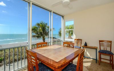 Photo for Beachfront View and Lovely Sunsets, Free Boat Docks & WiFi