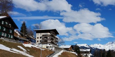 Photo for Fantastic apartment in Montafon with panoramic views and indoor pool