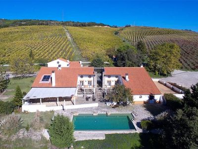 Photo for Rental villa near Lisbon  and Vineyards