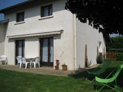 Photo for Gite Saint-Just, 3 bedrooms, 6 persons