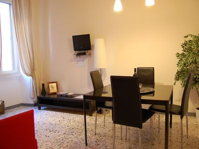 Photo for Apartment in the center of Rome with Internet, Air conditioning, Washing machine (11387)