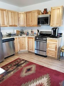 Photo for Downtown Apartment, close to restaurants and gift shop.