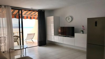 Photo for Cozy apartment in Adeje with ocean view
