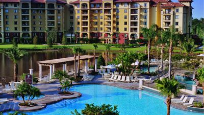 Photo for 2 BR Deluxe @ Bonnet Creek! Fabulous Resort Amenities inside Disney Gates!