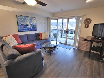 Photo for WaterFront Condo! *BOAT SLIP INCLUDED* Ledges Unit!