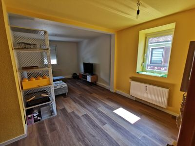 Photo for Colorful old style apartment, TOP equipment (climate)