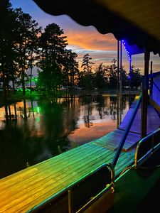 Evening on the Dock