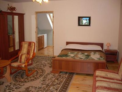 Photo for Holiday apartment Mragowo for 3 persons - Farmhouse