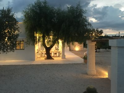 Photo for AMAZING TYPICAL VILLA IN THE OSTUNI COUNTRY SIDE