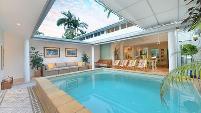Photo for Beachfront 3 Bedroom Bliss in Port Douglas, private and perfect getaway