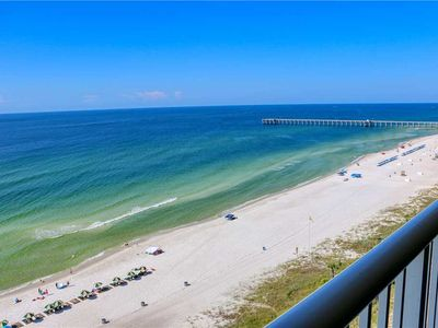 Photo for Gulf Front 2 Bed 2 Bath Deluxe