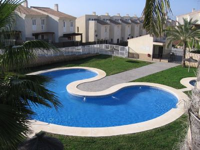 Photo for Casa Vanessa,Luxury townhouse, close to Malaga, the beach and golf course.