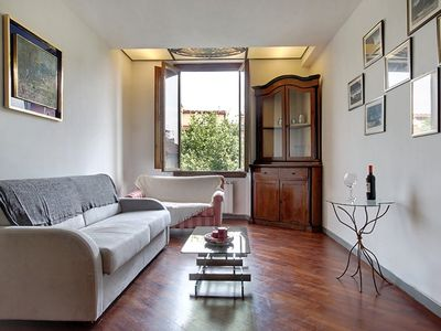 Photo for Apartment in the center of Florence with Internet, Air conditioning (996597)