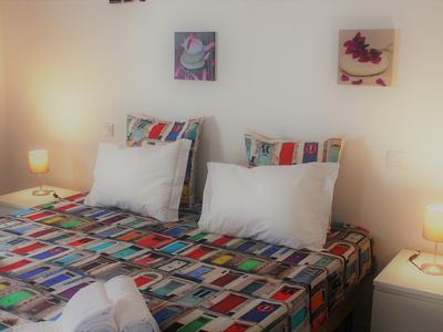 Photo for Very well equipped apartment in the center of São Roque do Pico