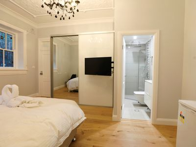 Photo for MOSMAN LUXURY 3 PRIVATE STUDIOS OWN ENSUITES FULLY FURNISHED NEWLY RENOVATED.