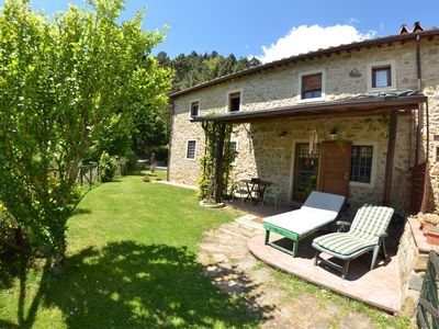 Photo for Country House / Farm House in Massa E Cozzile with 2 bedrooms sleeps 5