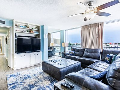 Photo for 3BR☀Shoreline Towers 3061☀DEAL> Oct 25 to 27 $664 Total!☀GULF Views-Pool-Sauna