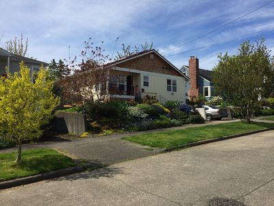 Photo for Lovely 1908sf home in Ballard, close to downtown, Children's Hospital and UWMC