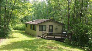 Photo for 2BR Cabin Vacation Rental in Hinckley, Minnesota