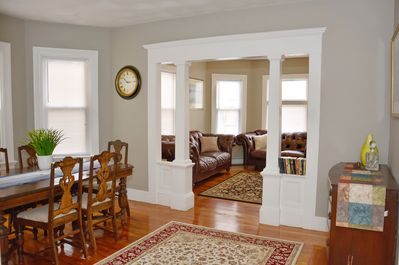 Enjoy your next visit to Providence RI in our fully-renovated apartment!