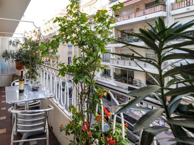 Photo for Apartment Le Suez  in Nice, Cote d'Azur - 2 persons, 1 bedroom