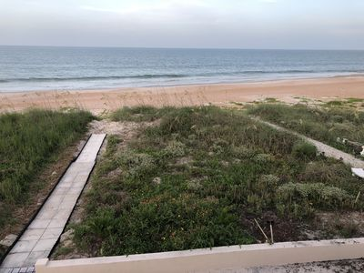 Photo for HOME IS DIRECTLY ON THE BEACH! Beautiful Oceanfront Home.