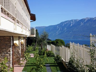 Photo for 1BR Apartment Vacation Rental in Toscolano Maderno, Gardasee