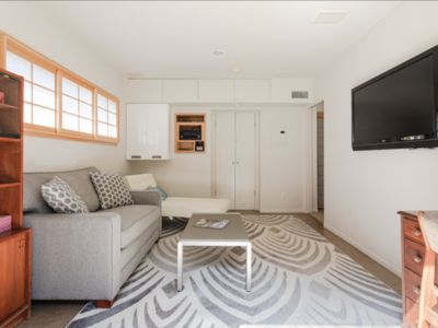Photo for 1 block to beach, economical Luxury near LAX
