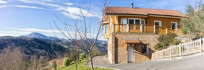 Photo for Rural Apartment Arbegain Etxea for 2 adults + (2 children up to 12 years old)