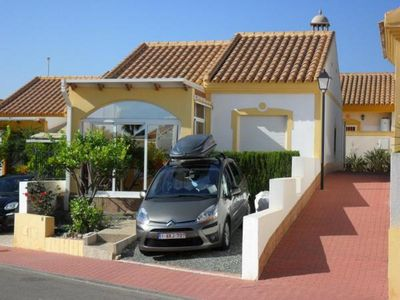 Photo for Bungalow at Mazarrón Country Club