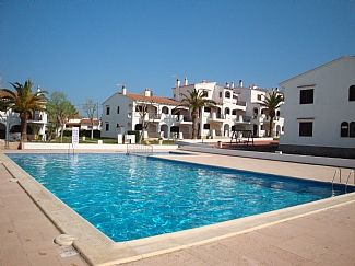Photo for 2BR Apartment Vacation Rental in Cala en Porter, PM