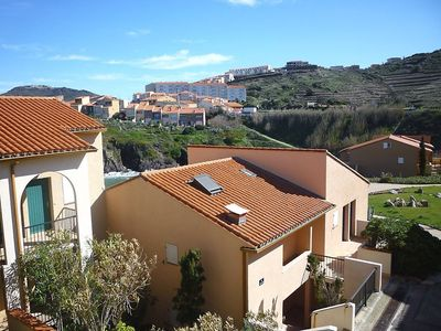 Photo for Apartment 184 m from the center of Collioure with Parking, Balcony (96837)